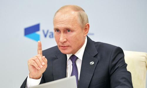 Владимир Путин рассказал, чего боится Россия