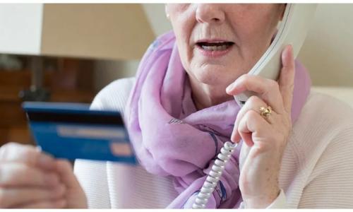 Звонят телефонные мошенники – что делать?