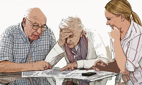 Алименты на родителей-пенсионеров хотят сделать обязательными: изучаем документ