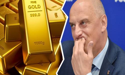 У депутата от «Единой России» Сопчука изъяли «золотые» активы на 38 млрд рублей
