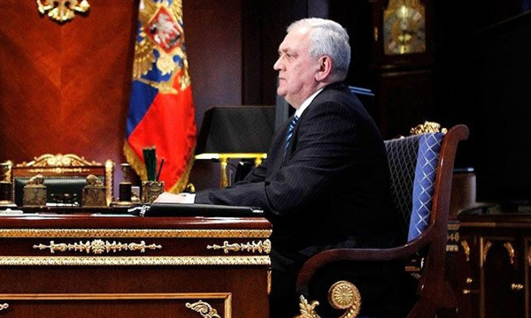 Путин уволил самого богатого генерала ФСБ