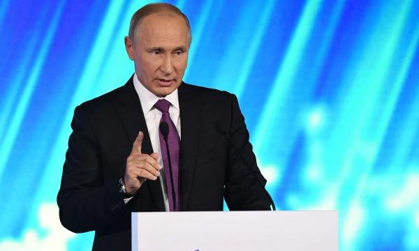 Путин предостерег недругов России фразой «не простудиться бы на ваших похоронах»